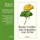 Paulo Coelho, Sven Görtz - Die Schriften von Accra, 3 Audio-CD (Hörbuch)