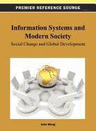 John Wang - Information Systems and Modern Society