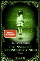 Ransom Riggs - Die Insel der besonderen Kinder