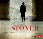 John Williams, Burghart Klaußner - Stoner, 8 Audio-CDs (Hörbuch)