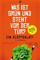 Norbert Golluch - Was ist grün und steht vor der Tür? Ein Klopfsalat!