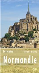 Stefanie Bisping - Lesereise Normandie