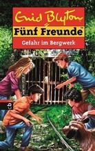 Enid Blyton, Bernhard Förth - Fünf Freunde - Gefahr im Bergwerk