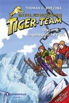 Thomas Brezina, Thomas C Brezina, Thomas C. Brezina - Ein Fall für dich und das Tiger-Team - Drei ungeheuerliche Fälle