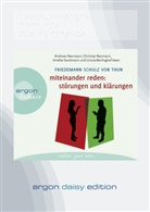 Friedemann Schulz von Thun, Christian Baumann, Ursula Berlinghof, Gabi Gerlach, Gabriele Gerlach, Andreas Neumann... - Miteinander reden Teil 1: Störungen und Klärungen (DAISY Edition). Tl.1, 1 Audio-CD, MP3 (Hörbuch)