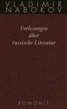 Vladimir Nabokov, Bower, Bowers, Fredson Bowers, Diete E Zimmer, Zimme... - Vorlesungen über russische Literatur
