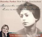 Dorothy Parker, Elke Heidenreich - New Yorker Geschichten, 2 Audio-CDs (Audio book)