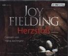Joy Fielding, Hansi Jochmann - Herzstoß, 6 Audio-CDs (Hörbuch)