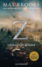 Max Brooks - World War Z, Operation Zombie