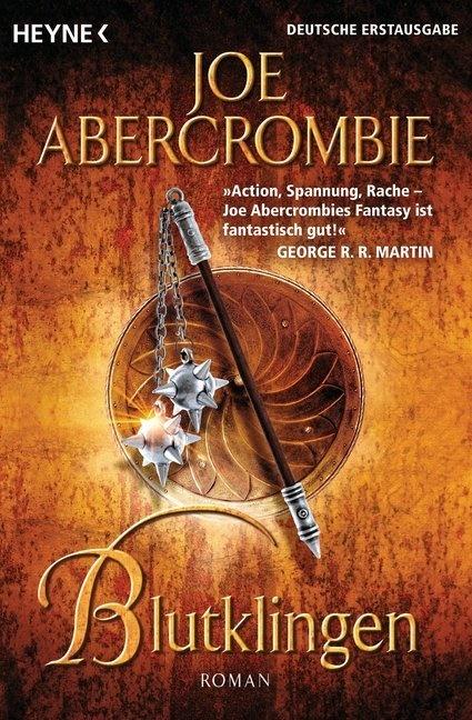 Joe Abercrombie - Blutklingen - Roman. Deutsche Erstausgabe