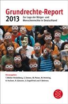 Falko Behrens, Ulrich Engelfried, Heiner Fechner, Rolf Gössner, Martin Heiming, Müller-Heidelber... - Grundrechte-Report 2013