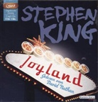 Stephen King, David Nathan - Joyland, 2 Audio-CD, (Hörbuch)