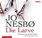 Jo Nesbo, Jo Nesbø, Achim Buch, Rafael Stachowiak - Die Larve, 6 Audio-CDs (Hörbuch)