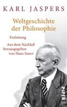 Karl Jaspers, Han Saner, Hans Saner - Weltgeschichte der Philosophie