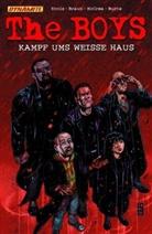 Keith Burns, Robertson Darick, Gart Ennis, Garth Ennis, Darick Robertson, Russ Braun... - The Boys - Bd.12: The Boys - Kampf ums weiße Haus