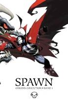 Neil Gaiman, Neil u a Gaiman, Tod McFarlane, Todd McFarlane, Ala Moore, Alan Moore... - Spawn Origins Collection. Bd.1