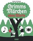Frank Flöthmann, Jacob Grimm, Wilhelm Grimm, Frank Flöthmann - Grimms Märchen ohne Worte