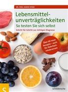 Dr med Sigrid Steeb, Dr. med. Sigrid Steeb, Sigrid Steeb - Lebensmittelunverträglichkeiten - So testen Sie sich selbst