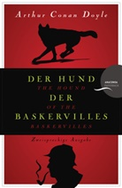Arthur C. Doyle, Arthur Conan Doyle, Stephanie Jakobs - Der Hund der Baskervilles. The Hound of the Baskervilles