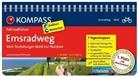 Bernhard Pollmann - KOMPASS Fahrradführer Emsradweg, Vom Teutoburger Wald zur Nordsee
