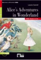 Lewis Carroll, CARROLL B1.1/NED2013, Giovanni Manna - ALICE'S ADVENTURES IN WONDERLAND+CD  B1.1 (Audio book)