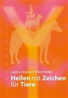 Bassols Rheinfelder, Layena Bassols Rheinfelder - Heilen mit Zeichen für Tiere