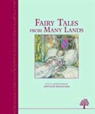 Hans Christian Anderson, No Author, Arthur Rackham, Arthur (Illustrations) Rackham, Arthur Rackham - Fairy Tales from Many Lands