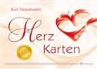 Kurt Tepperwein - Herzkarten, Meditationskarten