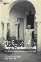 Berta Zuckerkandl, Bertha Zuckerkandl, Klugsberge, Theresi Klugsberger, Theresia Klugsberger, Pleye... - Flucht!