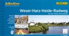 Bikeline Radtourenbuch Weser-Harz-Heide-Radweg