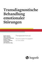 Laura B. Allen, David Barlow, David H Barlow, David H. Barlow, Kate H. Bentley, Hannah T. Boettcher... - Transdiagnostische Behandlung emotionaler Störungen, Therapeutenmanual