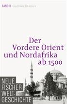 Gudrun Krämer, Gudrun (Prof. Dr.) Krämer - Neue Fischer Weltgeschichte - 9: Der Vordere Orient und Nordafrika ab 1500