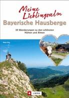Wilfried und Lisa Bahnmüller, Thomas Bucher, Martin Gorgas, Martina Gorgas, Georg Hohenester, Michae Pröttel... - Meine Lieblingsalm Bayerische Hausberge