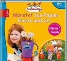 Sandra Grimm, Gudrun Schmitt, Birgit Antoni, Michael Ruder - Monster aus Papier, Knete und Co.