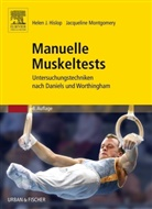 Hislo, Helen Hislop, Helen J Hislop, Helen J. Hislop, Montgomery, Jacqueline Montgomery - Manuelle Muskeltests