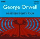 George Orwell, Christopher Eccleston, Pippa Nixon, Tim Pigott-Smith, Christopher Eccleston, Tim Pigott-Smith - Nineteen Eighty-Four (Hörbuch)