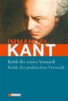 Immanuel Kant - Kritik der reinen Vernunft / Kritik der praktischen Vernunft
