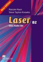 Malcolm Mann, Steve Taylore-Knowles - Laser 3rd Edition B2 Class Audio Cd X 4 (Audio book)