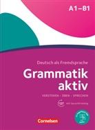 Ji, Friederik Jin, Friederike Jin, Voss, Ute Voß - Grammatik aktiv - Deutsch als Fremdsprache - A1-B1