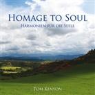 Tom Kenyon - Homage to Soul, 1 Audio-CD (Hörbuch)