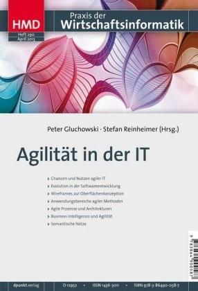 Stefan Reinheimer, Pete Gluchowski, Peter Gluchowski,  Reinheimer, Stefan Reinheimer - Agilität in der IT