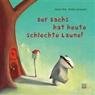 Amélie Jackowski, Amelie (Illustr.) Jackowski, Moritz Petz, Amélie Jackowski - Der Dachs hat heute schlechte Laune, m. Superbuch