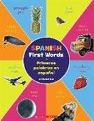 J. Hutchins - Spanish First Words / Primeras palabras en espanol
