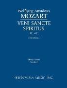 Wolfgang Amadeus Mozart, Richard W. Sargeant - Veni Sancte Spiritus, K. 47 - Study score
