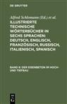 K. Deinhardt, Alfre Schlomann, Alfred Schlomann