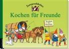 Margret Hoss, Hoss Margret, Elke Schuster, Elke und Timo Schuster, Timo Schuster, Margret Hoss - Zwergenstübchen: Zwergenstübchen - Kochen für Freunde