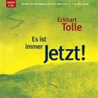 Eckhart Tolle - Es ist immer jetzt (Hörbuch)