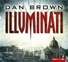 Dan Brown, Wolfgang Pampel - Illuminati, 6 Audio-CDs (Hörbuch)