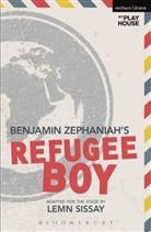Sissay Lemn, Benjamin Zephaniah, Lemn Sissay - Refugee Boy