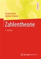 Frommer, Andreas Frommer, SCHEI, Haral Scheid, Harald Scheid - Zahlentheorie